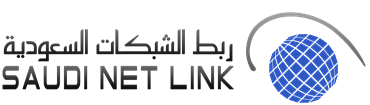 Saudi net link logo